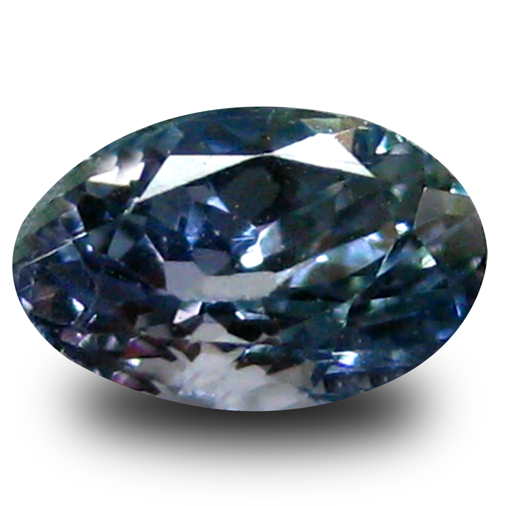 0.77 ct AAA Incredible Oval Shape (7 x 4 mm) Bluish Violet Tanzanite Natural Gemstone