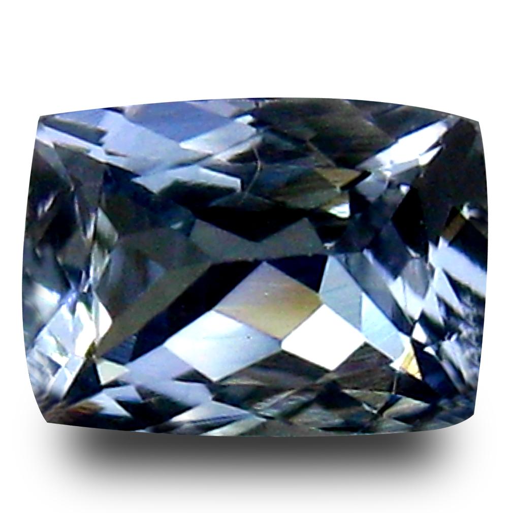 0.60 ct AA+ Good-looking Octagon Shape (6 x 4 mm) Bluish Violet Tanzanite Natural Gemstone