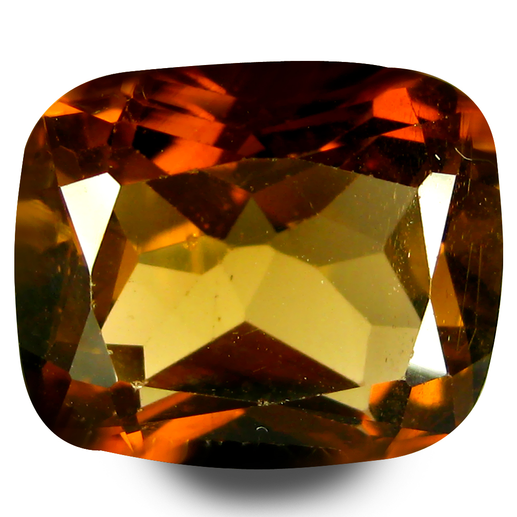 6.40 ct AAA Amazing Cushion Shape (12 x 10 mm) Natural Champion Topaz Loose Stone