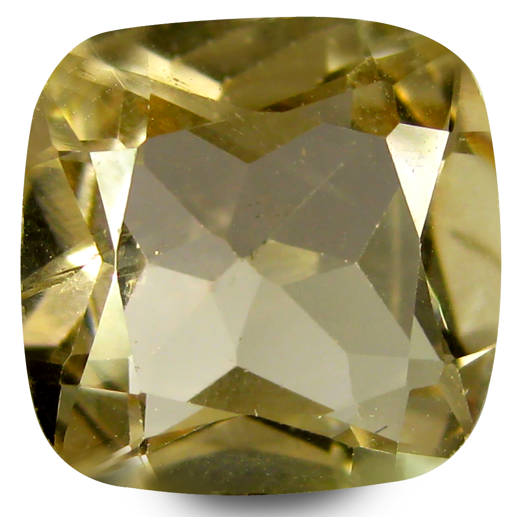 5.83 ct AAA Resplendent Cushion Shape (11 x 11 mm) Natural Champion Topaz Loose Stone