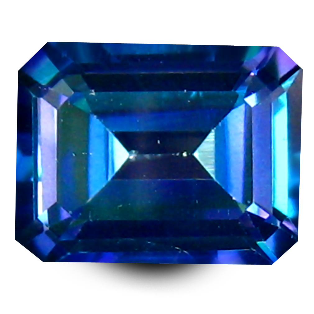 2.93 ct AAA+ Mesmerizing Octagon Shape (9 x 7 mm) Natural Trendy Solo Topaz Loose Stone