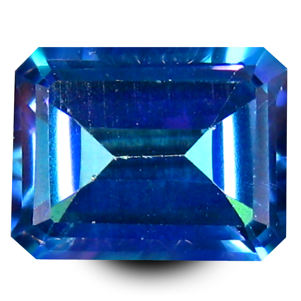 2.30 ct AAA+ Eye-popping Octagon Shape (9 x 7 mm) Natural Trendy Solo Topaz Loose Stone