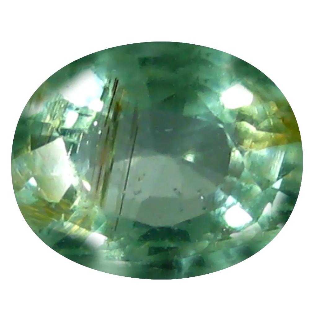 0.44 ct Incredible Oval Cut (5 x 4 mm) Copper Bearing Paraiba Tourmaline Natural Loose Gemstone