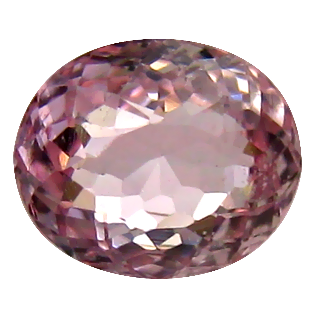 0.86 ct AAA Grand looking Oval Shape (6 x 5 mm) Natural Pink Tourmaline Loose Stone