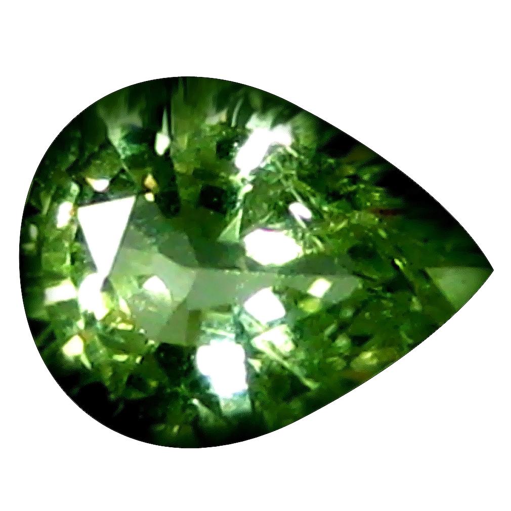 0.60 ct Stunning Pear Cut (7 x 5 mm) Copper Bearing Paraiba Tourmaline Natural Loose Gemstone