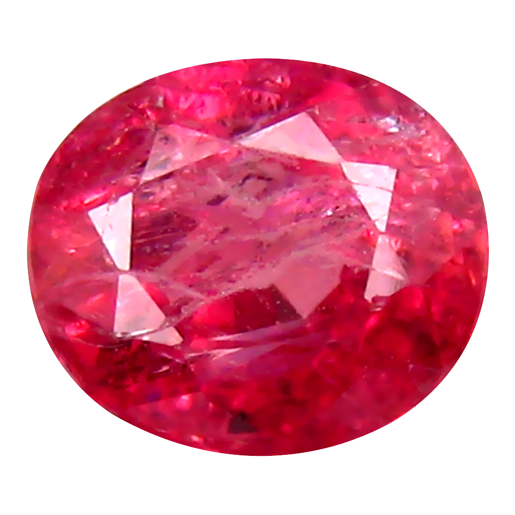 0.90 ct AAA Magnificent fire Oval Shape (6 x 5 mm) Sweet Pink Tourmaline Natural Gemstone