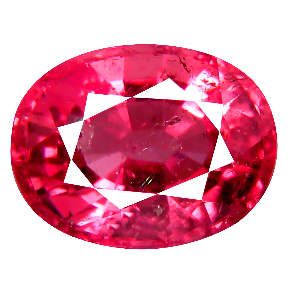 1.87 ct AAA Mesmerizing Oval Shape (8 x 6 mm) Sweet Pink Tourmaline Natural Gemstone