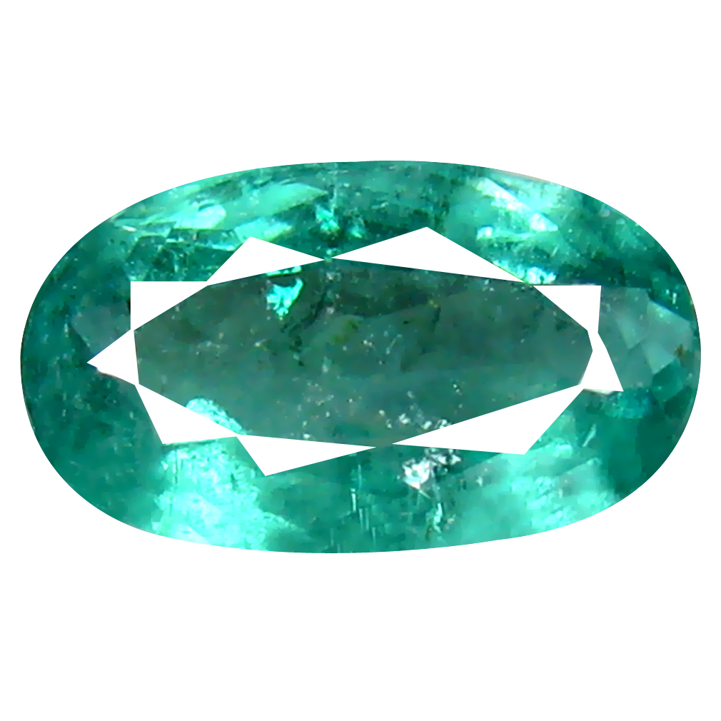 1.51 ct Incomparable Oval Cut (10 x 6 mm) Un-Heated Blue Indicolite Blue Tourmaline Natural Gemstone