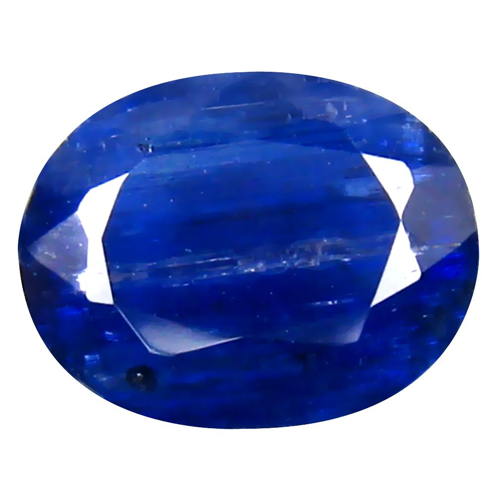 2.37 ct AA+ World class Oval Shape (9 x 7 mm) Blue Kyanite Natural Gemstone
