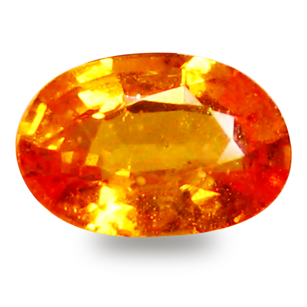 0.52 ct AAA+ Awe-inspiring Oval Shape (6 x 4 mm) Natural Yellow Sapphire Loose Stone