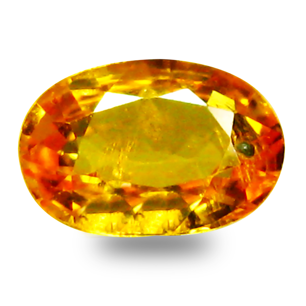 0.50 ct AAA+ Gorgeous Oval Shape (6 x 4 mm) Natural Yellow Sapphire Loose Stone