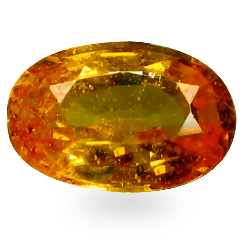 0.51 ct AAA+ Fantastic Oval Shape (6 x 4 mm) Natural Yellow Sapphire Loose Stone