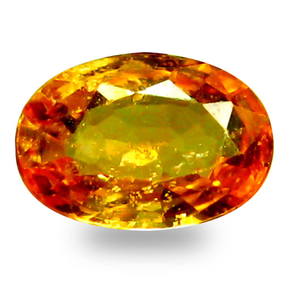 0.57 ct AAA+ Grand looking Oval Shape (6 x 4 mm) Natural Yellow Sapphire Loose Stone